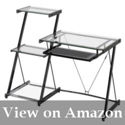Modern Black Glass Top Table Review
