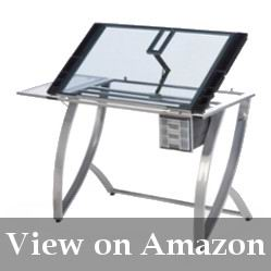 Multifunctional Office Desk with Shelf Reviews