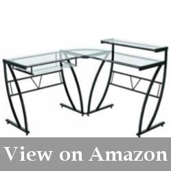 Top Glass L-Shaped Desk Reviews