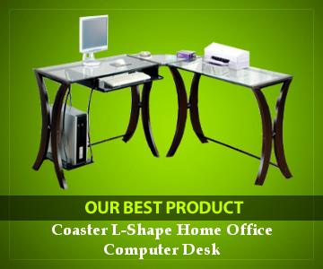 best glass corner desk baner