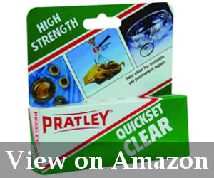 best adhesive for glass to metal reviews
