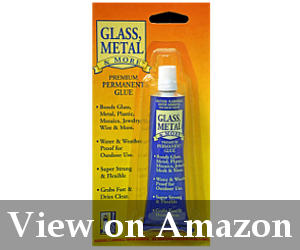 5 Best Glue For Glass To Metal Reviews January 2019 Updated