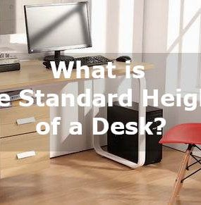 what is the standard height of a desk